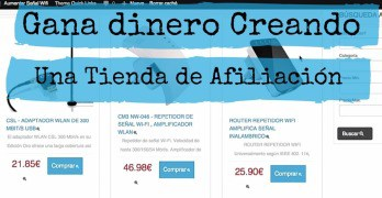 Crear una Tienda con Productos de Amazon en WordPress