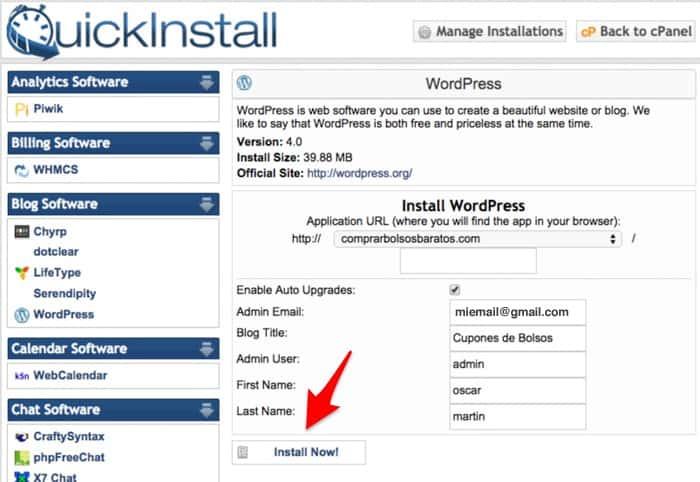 Cómo Hacer una Web de Cupones Descuento en Wordpress - Mis Ingresos ...