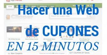 web-cupones