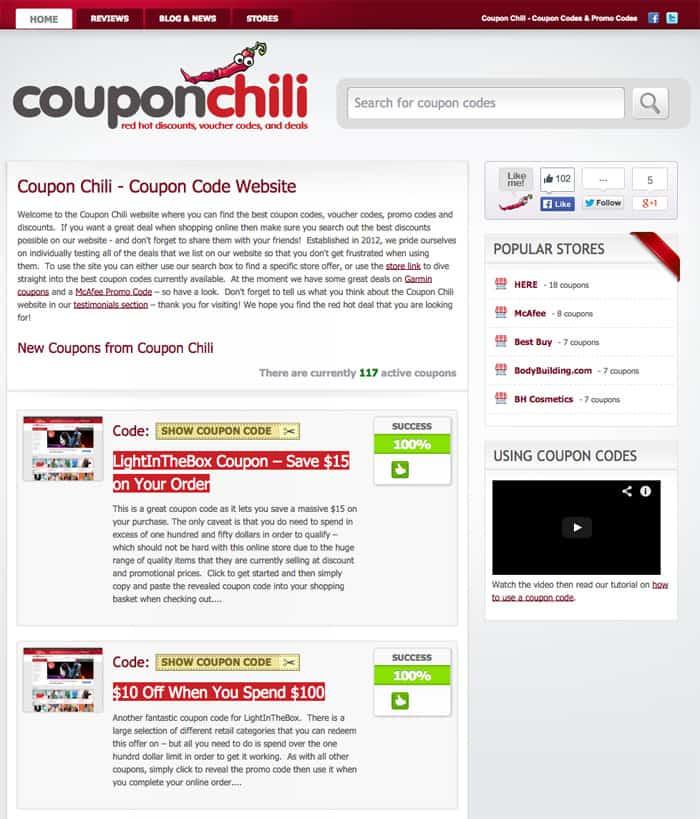 web-ofertas