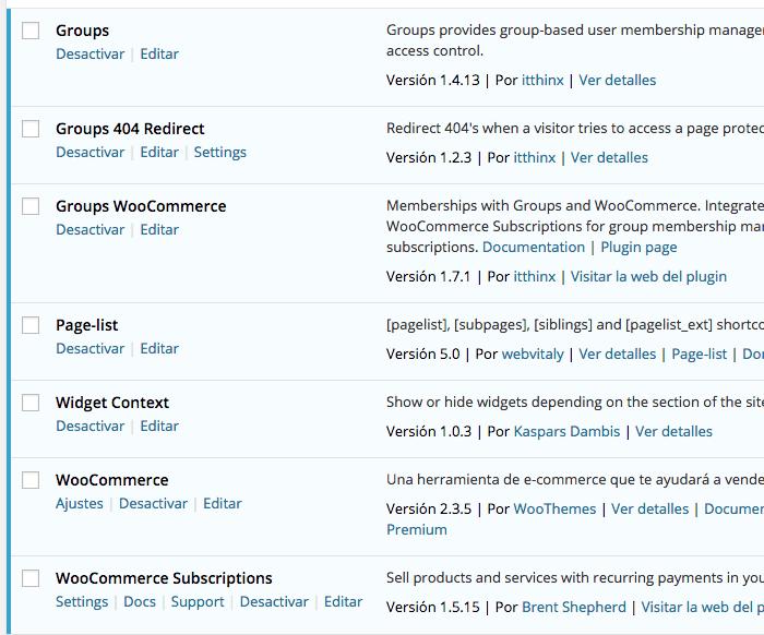 Tutorial para Crear una Membresía ó Área de Miembros con Wordpress y ...