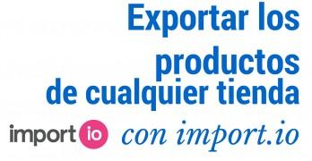 Crear una tienda importando productos de cualquier tienda de internet (vídeo)