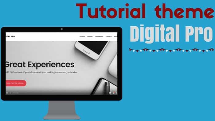 Cómo crear tu web para vender un producto digital con la plantilla ...