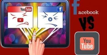 3 razones por las que prefiero YouTube a Facebook