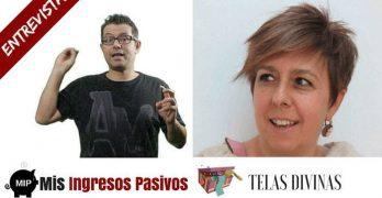 Entrevista a Marivi de TelasDivinas.com