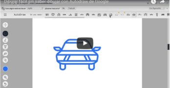 autodraw video