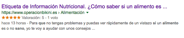 estrellitas google