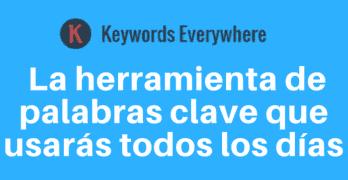 Keywords Everywhere: La herramienta de palabras clave que usarás todos los días
