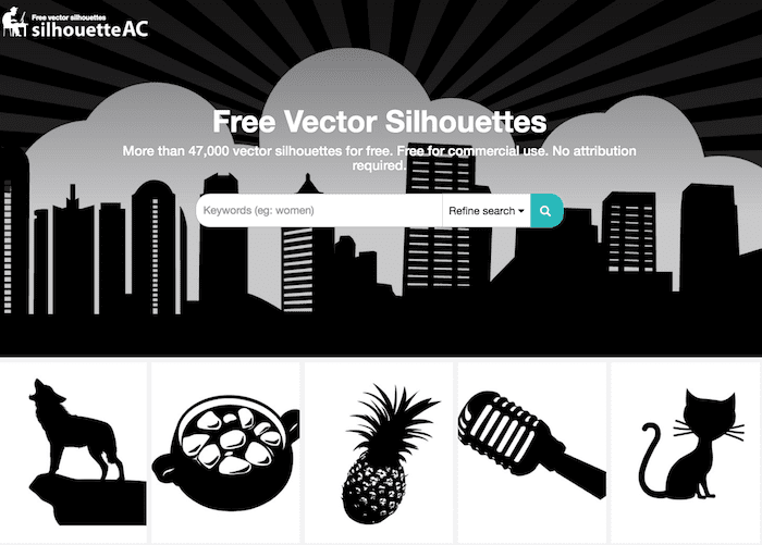 silhouetteAC