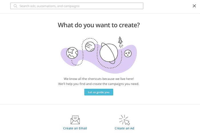 crear mail mailchimp