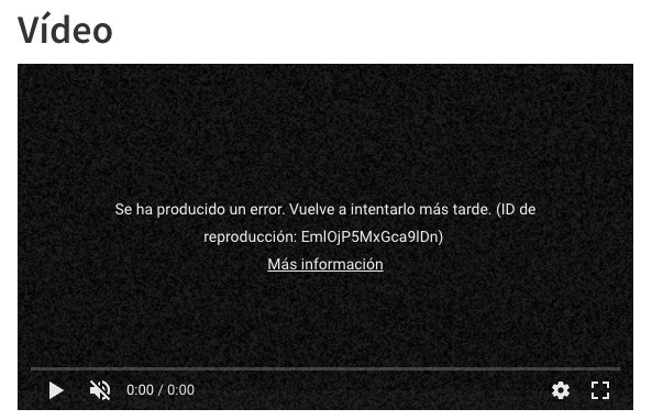 video fallo mycred vimeo