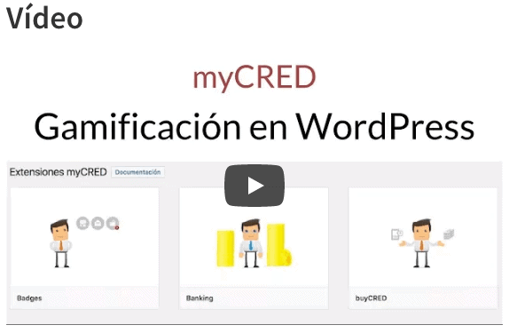 video mycred