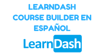 Learndash Course Builder en Español