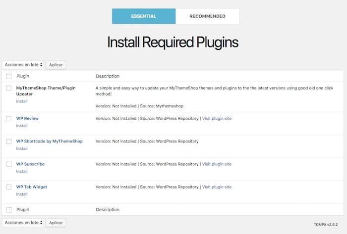plugins theme crypto