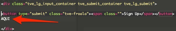 add html checkbox thrive leads