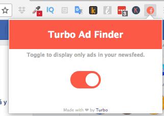 Activar Turbo Ad Finder