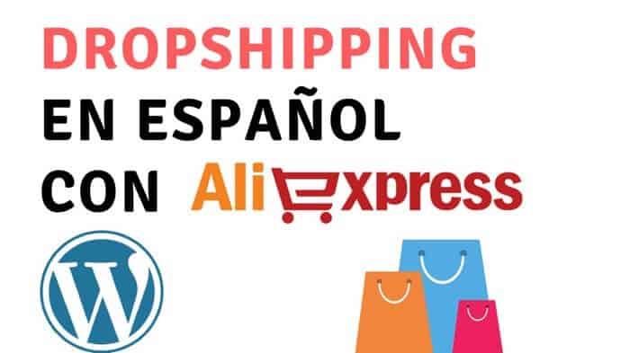 Crear una tienda de Dropshipping con Aliexpress automáticamente con Alidropship