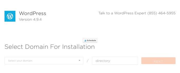 hostgator directorio WordPress