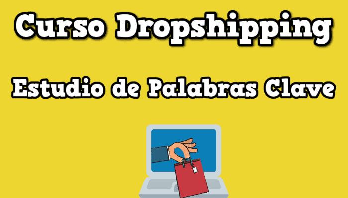 curso-dropshipping palabras clave