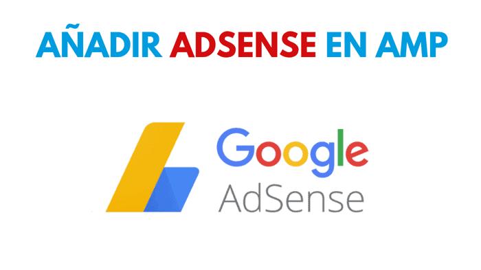 adsense amp añadir