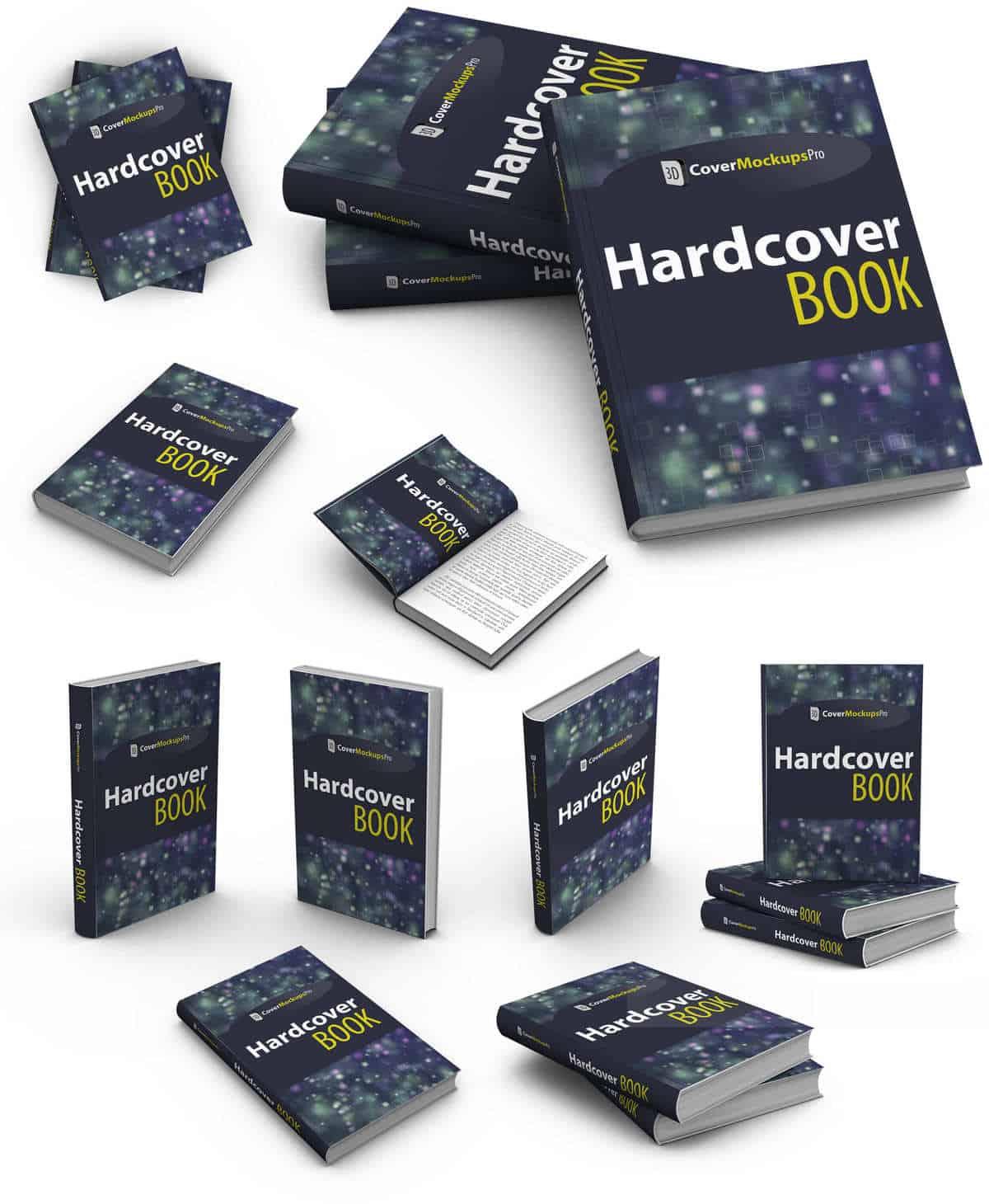 Portadas 3d para ebooks