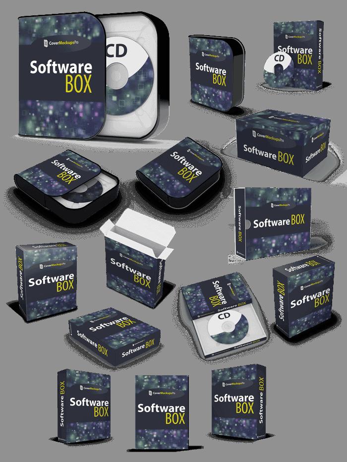 Cajas 3d para productos