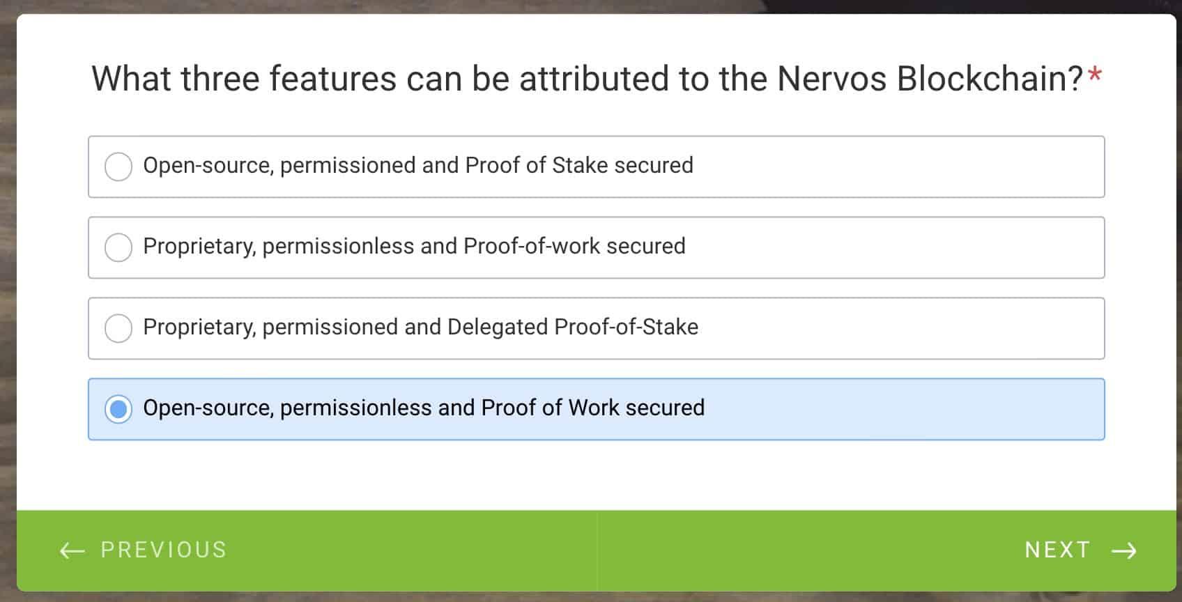 nervos opensource