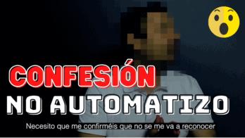 confesion no automatizo